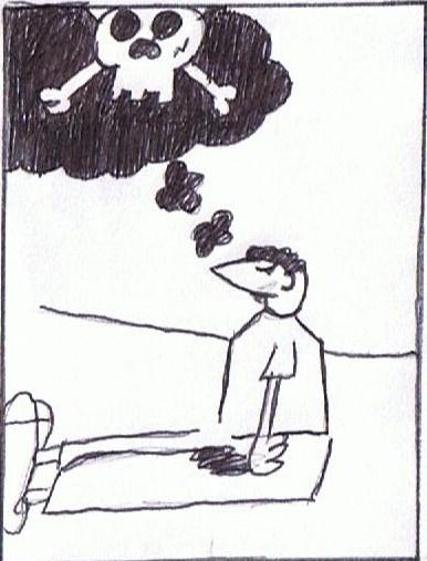 Comic b