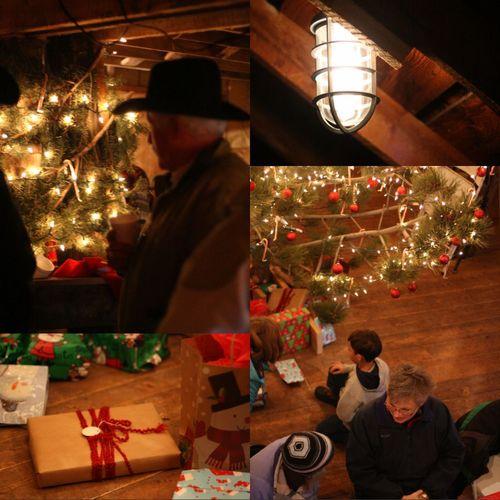 Christmas Barn 2